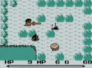 Screenshot Thumbnail / Media File 1 for Final Fantasy Adventure (USA)