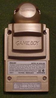 Screenshot Thumbnail / Media File 1 for Game Boy Camera Gold (USA)
