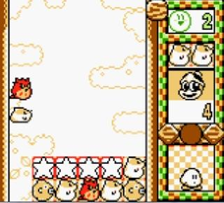 Screenshot Thumbnail / Media File 1 for Kirby's Star Stacker (USA, Europe)