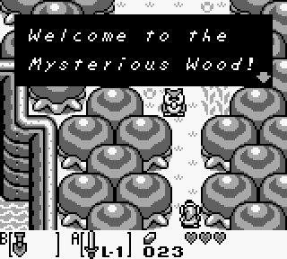 Screenshot Thumbnail / Media File 1 for Legend of Zelda, The - Link's Awakening (USA, Europe)