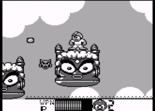 Screenshot Thumbnail / Media File 1 for Megaman II (Europe)