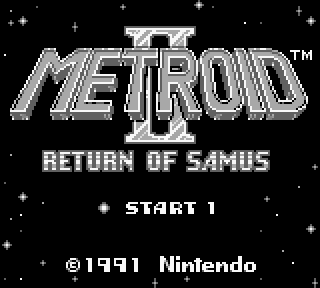 metroid 2 gameboy rom