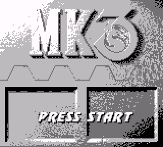Screenshot Thumbnail / Media File 1 for Mortal Kombat 3 (USA)