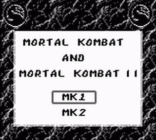 Screenshot Thumbnail / Media File 1 for Mortal Kombat I & II (USA, Europe)