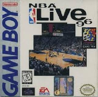 Screenshot Thumbnail / Media File 1 for NBA Live 96 (USA, Europe)