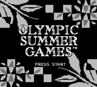 Screenshot Thumbnail / Media File 1 for Olympic Summer Games (USA, Europe)