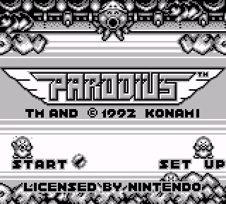 Screenshot Thumbnail / Media File 1 for Parodius (Europe)