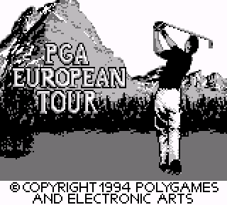 Screenshot Thumbnail / Media File 1 for PGA European Tour (USA, Europe)