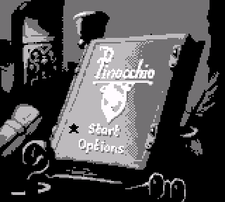 Screenshot Thumbnail / Media File 1 for Pinocchio (Europe)