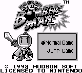 Screenshot Thumbnail / Media File 1 for Pocket Bomberman (Europe)