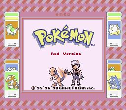 pokemon rot gbc rom