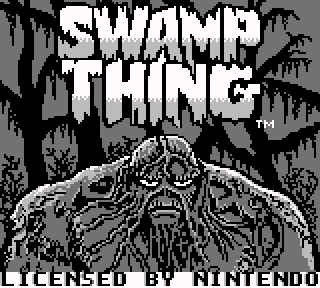 Screenshot Thumbnail / Media File 1 for Swamp Thing (USA, Europe)