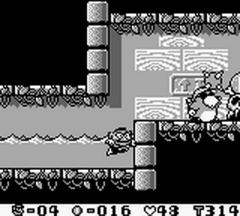 Wario Land Super Mario Land 3 World Rom Gb Roms Emuparadise