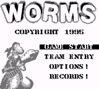 Screenshot Thumbnail / Media File 1 for Worms (Europe)