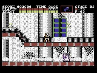 Screenshot Thumbnail / Media File 1 for Castlevania (U)
