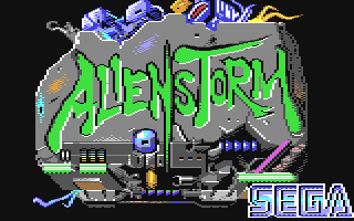 Screenshot Thumbnail / Media File 1 for Alien Storm (E)