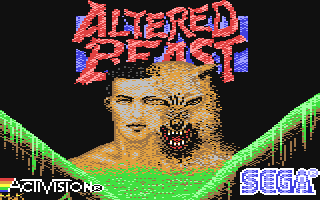 Screenshot Thumbnail / Media File 1 for Altered Beast (E)