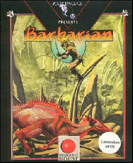 Screenshot Thumbnail / Media File 1 for Barbarian (E) (Psygnosis)