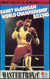 Screenshot Thumbnail / Media File 1 for Barry McGuigan World Championship Boxing (E)