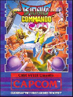 Screenshot Thumbnail / Media File 1 for Bionic Commando (E)