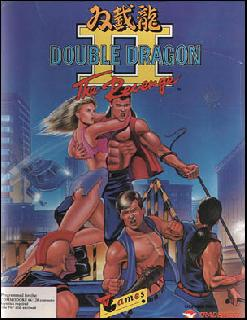 Screenshot Thumbnail / Media File 1 for Double Dragon II - The Revenge (E)