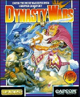 Screenshot Thumbnail / Media File 1 for Dynasty Wars (E)