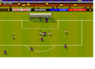 Screenshot Thumbnail / Media File 1 for Sensible World of Soccer