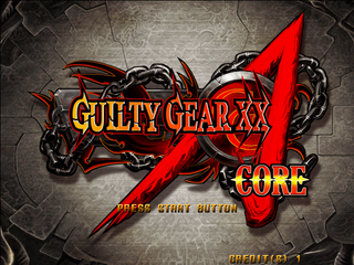 Screenshot Thumbnail / Media File 1 for Guilty Gear XX Accent Core