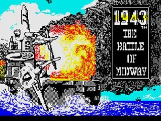 Screenshot Thumbnail / Media File 1 for 1943 - The Battle Of Midway (1988)(Go - Capcom)