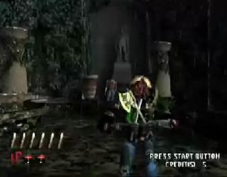 Screenshot Thumbnail / Media File 1 for House of the Dead 2, The (USA)