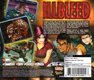 Screenshot Thumbnail / Media File 1 for Illbleed (USA)