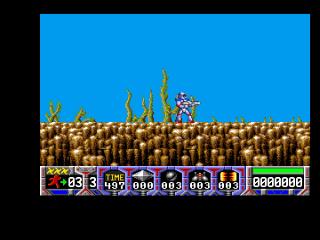 Turrican ROM < Amiga ROMs   Emuparadise