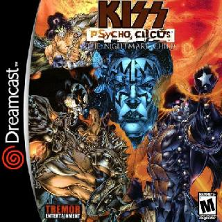 Screenshot Thumbnail / Media File 1 for KISS Psycho Circus - The Nightmare Child (USA)