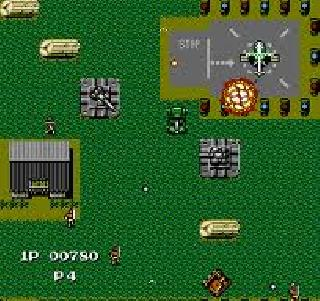 Screenshot Thumbnail / Media File 1 for Final Commando - Akai Yousai (Japan)
