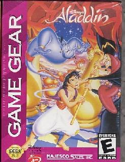 Screenshot Thumbnail / Media File 1 for Aladdin (USA, Europe)
