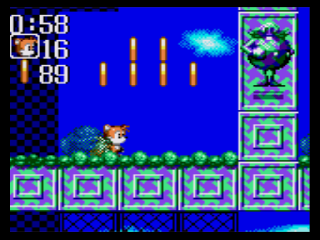 Screenshot Thumbnail / Media File 1 for Sonic Chaos (USA, Europe)