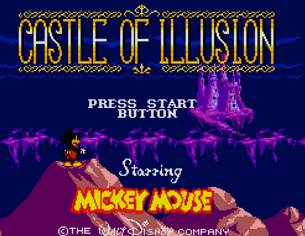Castle of Illusion For PC (Windows 10/ Mac) Free Download