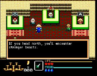 Games that look like The Legend of Zelda