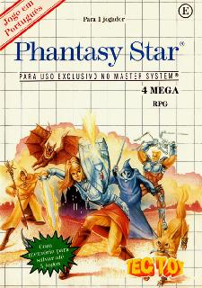Screenshot Thumbnail / Media File 1 for Phantasy Star (Brazil)