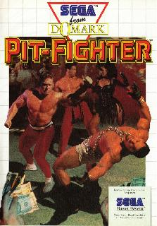 Screenshot Thumbnail / Media File 1 for Pit Fighter (Brazil)