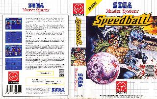 Screenshot Thumbnail / Media File 1 for Speedball (Europe) (Virgin)