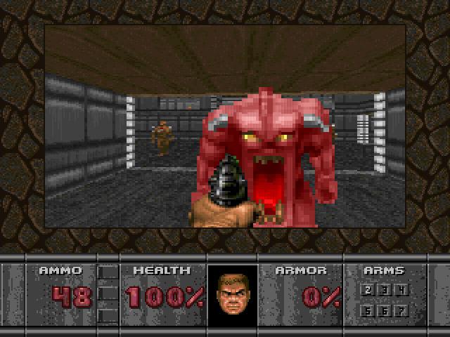 [Análise Retro Game] - Doom PC [18+] 90865-Doom_(32X)-2