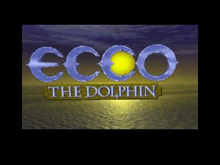 Screenshot Thumbnail / Media File 1 for ECCO the Dolphin CinePak Demo (32X)