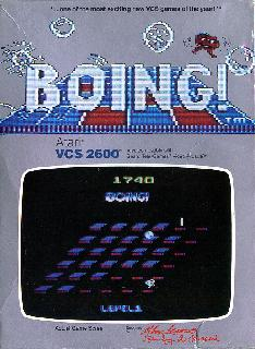 Screenshot Thumbnail / Media File 1 for Boing! (Bubbles, Soap Suds, The Emphysema Game) (1983) (First Star Software, Alex Leavens, Shirley Ann Russell)