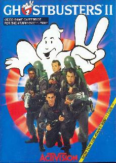 Screenshot Thumbnail / Media File 1 for Ghostbusters II (1992) (Salu - Avantgarde Software, Michael Buetepage) (460741) (PAL)