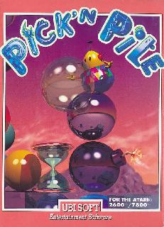 Screenshot Thumbnail / Media File 1 for Pick 'n' Pile (1990) (Salu - Ubi Soft, Dennis M. Kiss) (460673) (PAL)