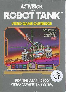 Screenshot Thumbnail / Media File 1 for Robot Tank (Robotank) (1983) (Activision, Alan Miller) (AZ-028, AG-028-04)