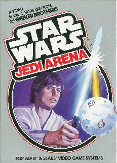 Screenshot Thumbnail / Media File 1 for Star Wars - Jedi Arena (Paddle) (1983) (Parker Brothers, Rex Bradford) (PB5000)