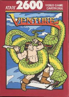 Screenshot Thumbnail / Media File 1 for Venture (1982) (Coleco, Joseph Biel) (2457)