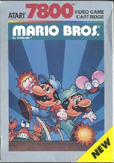 Screenshot Thumbnail / Media File 1 for Mario Bros